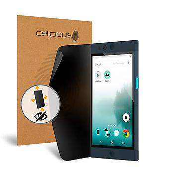 Celicious Privacy Plus 4-Way Anti-Spy Filter Screen Protector Film Compatible with Nextbit Robin