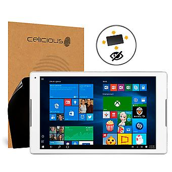 Celicious Privacy Plus 4-Way Anti-Spy Filter Screen Protector Film Compatible with Alcatel Onetouch T10 Tab