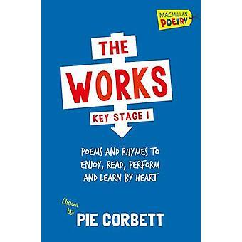 Le œuvres clé étape 1 - étape clé 1 (nouvelle édition) de Pie Corbett - 978