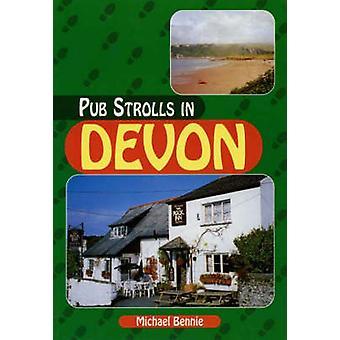 Pub Strolls in Devon by Michael Bennie - 9781853067235 Book