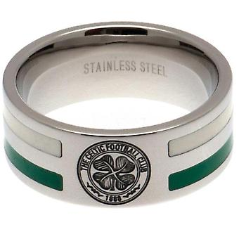 Celtic FC Colour Stripe Ring