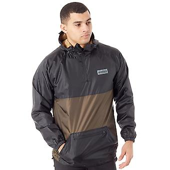 Etnies Black Packed Anorak Jacket