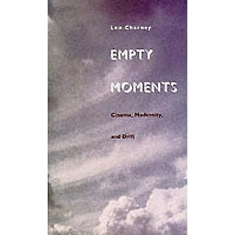 Les Moments vides - Cinema - modernité et dérive de Leo Charney - 97808223