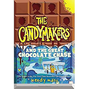 Candymakers och den stora choklad Chase