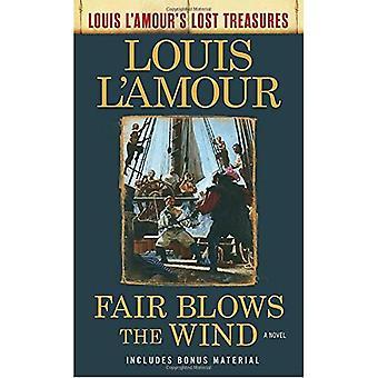 Rättvis blåser vinden (Louis L'Amour's förlorade skatter)