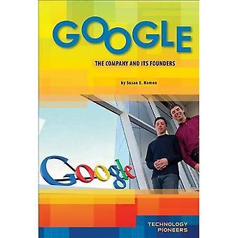 Google: Onderneming en haar oprichters