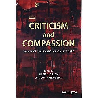 Critica e compassione: l'etica e la politica di Claudia carta (Metaphilosophy)