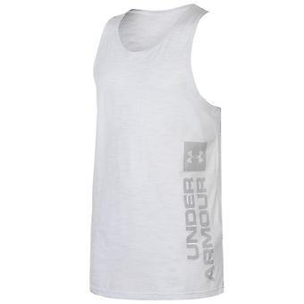 Under Armour Mens Sportstyle Tank Performance Vest Top Sleeveless Round Neck