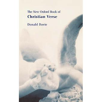 The Oxford Book of Christian Verse by Davie & Donald & Comp