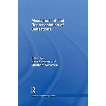 Measurement and Representation of Sensations by Colonius & Hans