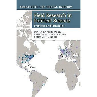 Feltarbeid i statsvitenskap ved Kapiszewski & Diana