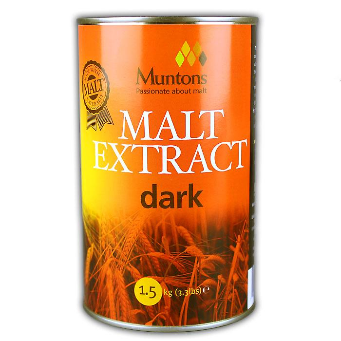 Muntons Dark Malt Extract 1.5kg