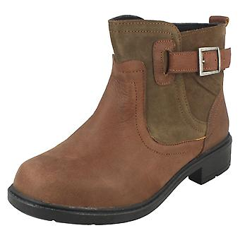 Ladies EasyB Ankle Boots Bernay 78480A