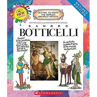 Sandro Boticelli (Revised Edition) by Mike Venezia - 9780531220863 Bo