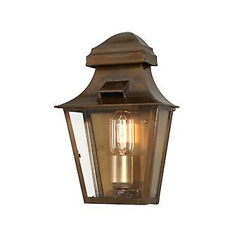 St Pauls Wall lanterna de latão