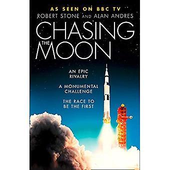 Chasing månen: berättelsen om rymd kapp löpningen-en från Arthur C. Clarke till Apollo landningar