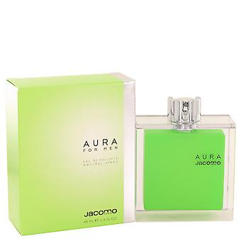 Jacomo Aura för män Eau de Toilette 40ml EDT-spray