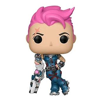 Overwatch Zarya Pop! Vinyl