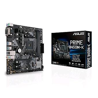 ASUS Prime b450m-k moederbord vorm Micro ATX chipset AMD b450 socket AM4