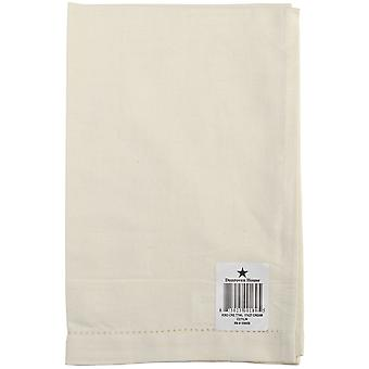Cotton Linen Blend Hand Towel 17