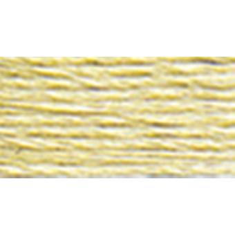 Dmc Six Strand Embroidery Cotton 100 Gram Cone Yellow Beige Light 5214 3047