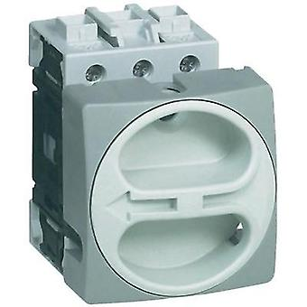 Switch disconnector fuse lockable 50 A 1 x 90 ° Grey BACO BA174201 1 pc(s)