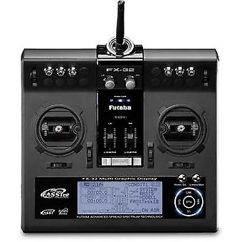 Futaba FX-32-R7008 RC console 2,4 GHz No. of channels: 18 Incl. receiver