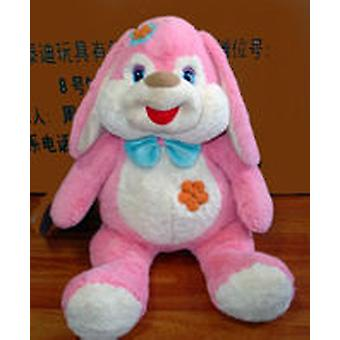 Import Pink Rabbit Sitting (Toys , Preschool , Dolls And Soft Toys)