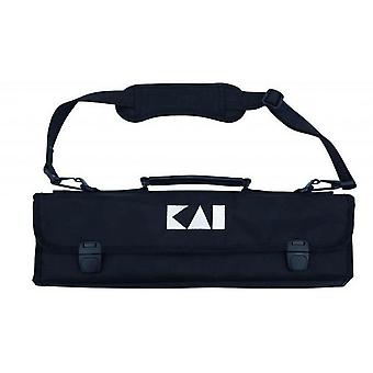 Kai Shun briefcase for 5 knives