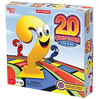 20 Questions For Kids Boxed Game- BP01050
