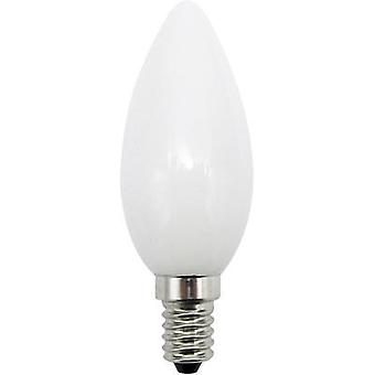 LED E14 Candle 2 W = 14 W Warm white (Ø x L) 35 mm x 99 mm EEC: A+ LightMe Filament 1 pc(s)