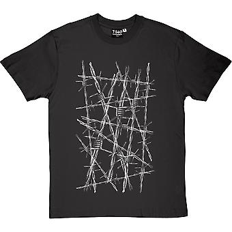 Barbed Wire Men's T-Shirt
