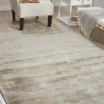 Calvin Klein Lunar Teppiche LUN1 Pewtr aus Zinn