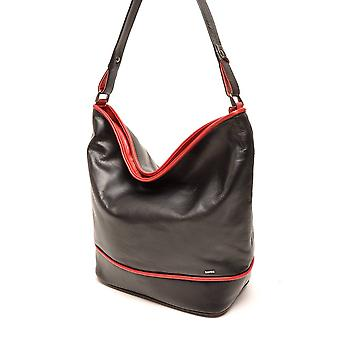 Berba Soft Pouch 005-850 black/red