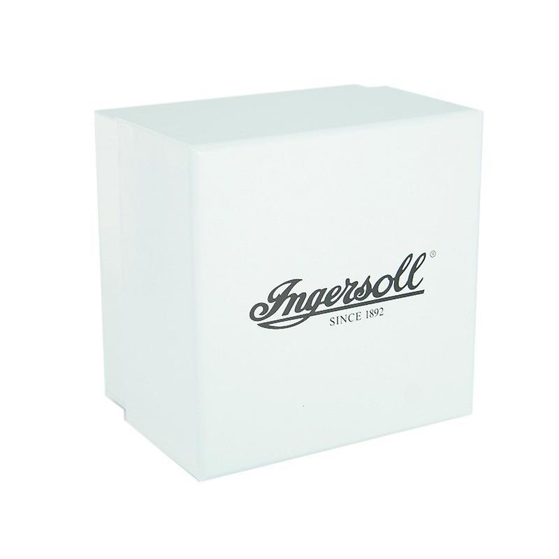 Ingersoll Men's automatic clock Bison No.47 sw / gray IN1304BKGR