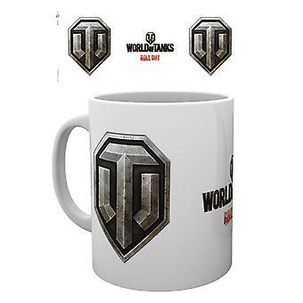 World Of Tanks Logo Mug