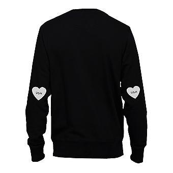 Ugh elleboog mouw Print Sweatshirt terug naar School Unisex Sweat Shirt