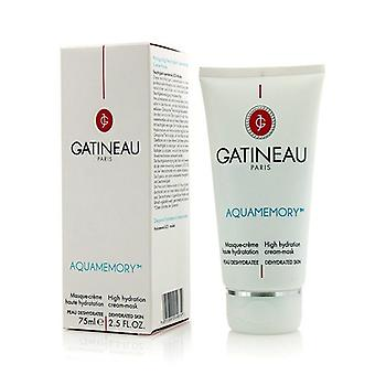 Gatineau Aquamemory hög Hydration Cream-Mask - för uttorkad hud 75ml/2.5 oz