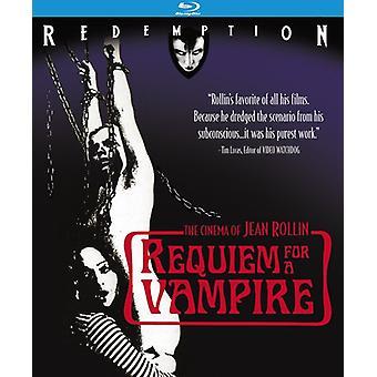 Requiem for en vampyr [BLU-RAY] USA import