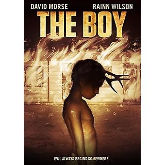 Importación de Estados Unidos Boy [DVD]