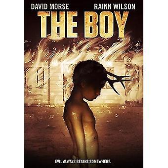 Boy [DVD] USA import