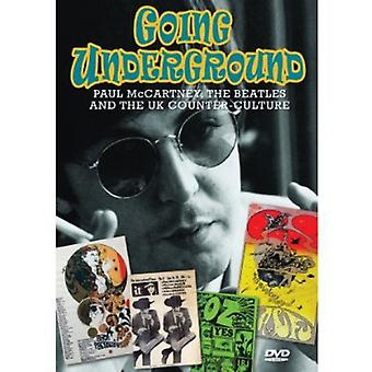 Paul McCartney - går Underground: Mccartney Beatlesand Uk [DVD] USA importerer