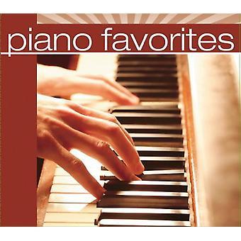 Forskellige kunstner - klaver favoritter [CD] USA importerer