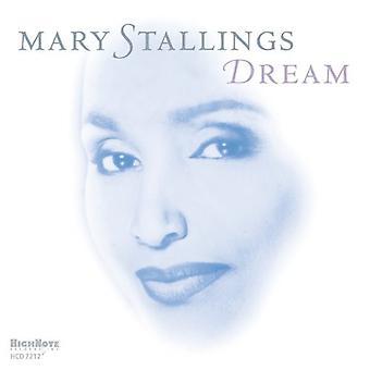 Mary Stallings - drøm [CD] USA import