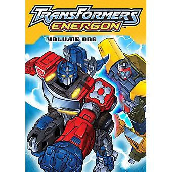 Transformers Energon: Volume One [DVD] USA import