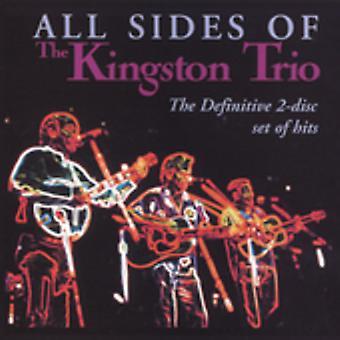 Kingston Trio - alle sider af Kingston Trio [CD] USA importen