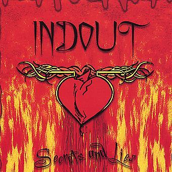 Indout - hemmeligheder & løgne [CD] USA import