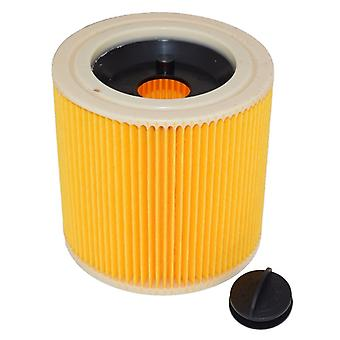 Karcher Wet and Dry Corrugated Vacuum Filter