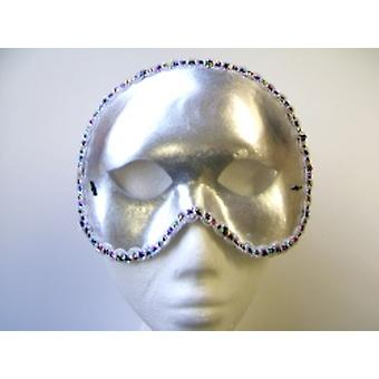 Cocktail Silver Party Eyemask