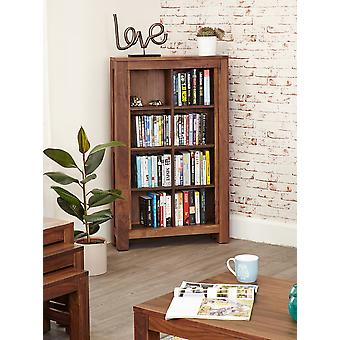 Mayan Open DVD / CD Storage Cabinet Brown - Baumhaus